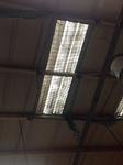Industrial roofing repairs